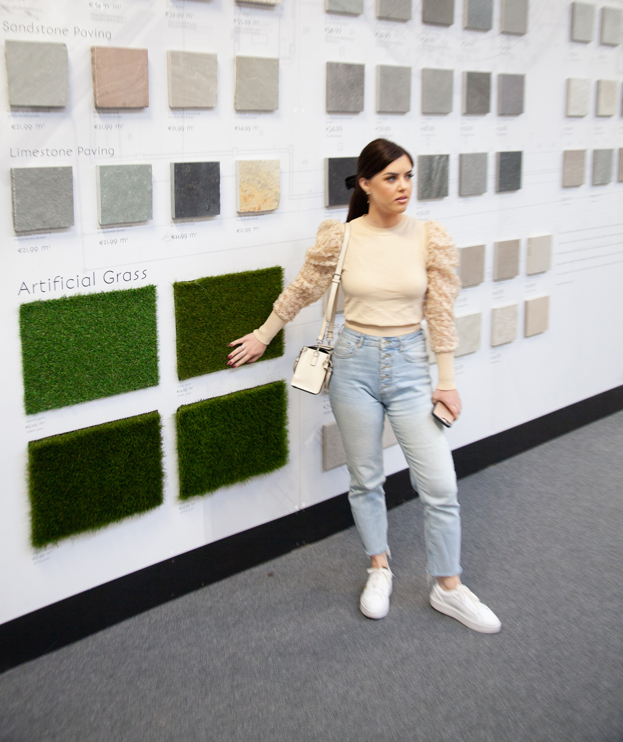 Artificial Grass Shopping