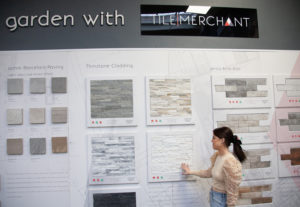 Bonnie Ryan White Stone Cladding Shopping in Tile Merchant Coolock