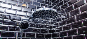 Black Shower Tiles www.tilemerchant.ie