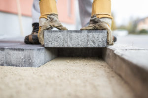 How to install paving
