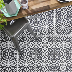 Pattern Tiles for Bathrooms and Kitchens