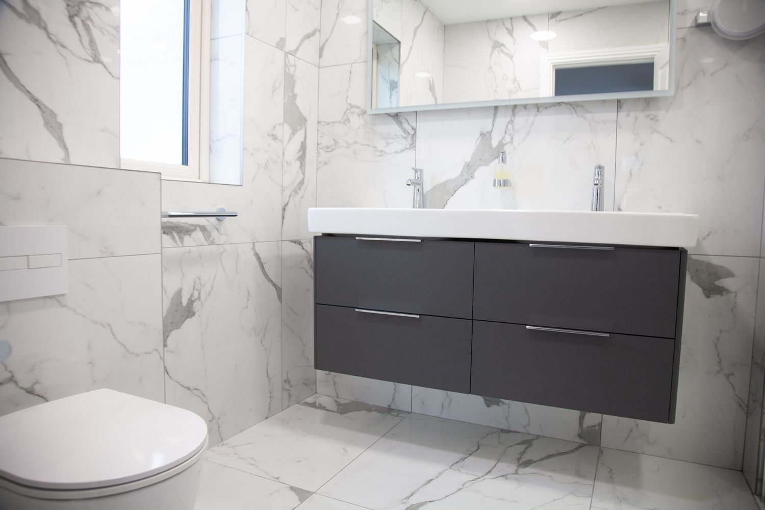 Why Design White Bathroom
