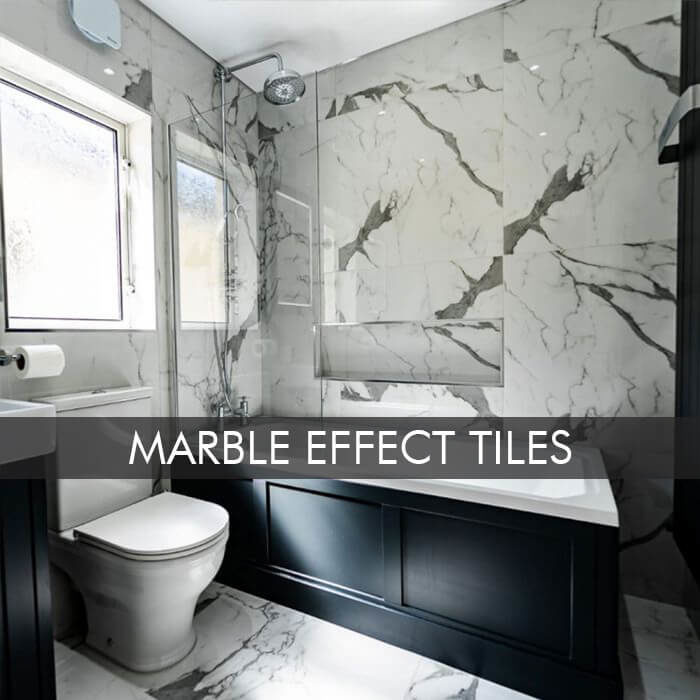 Tiles that look like Marble for Bathroom
