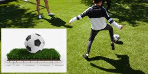 shock pads for artificial grass tile merchant ireland